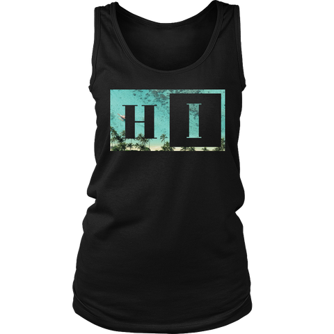 Women's HI Graphic Tank
