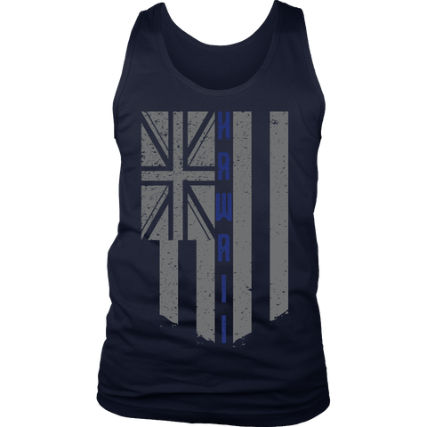 HAWAII Washout Flag - Mens Tank