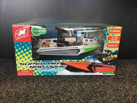 Remote Control Wakeboard Boat