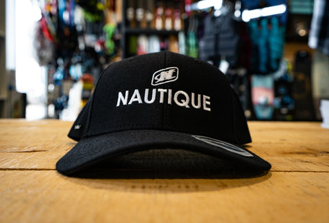Nautique Curved Peak Cap