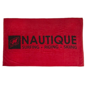 Nautique Beach Towel - Red
