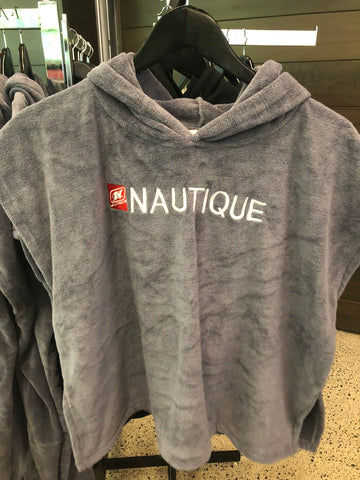 Nautique Kids Hooded Poncho