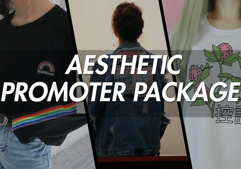 Aesthetics Promoter's Package