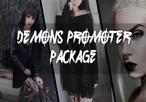 Demons Promoter Package