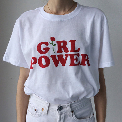 Subscription + Girl Power Shirt Package