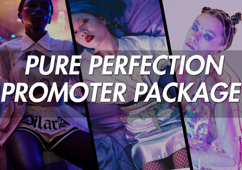 Pure Perfection Promoter Package