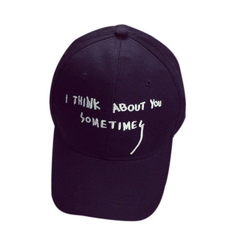 I Think About You Sometimes Hat