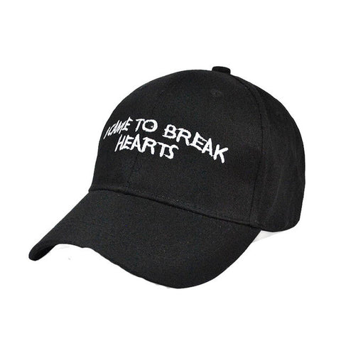 I Came To Break Hearts Hat