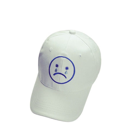 Crying Face Hat