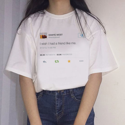 Wish I Had A Friend Like Me - Shirt