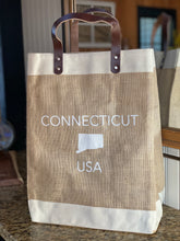 NEW!! Connecticut USA Market Tote