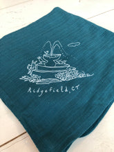 Mini Ridge Swaddle Blanket