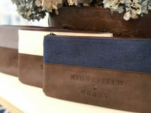 The Alden Canvas Zippered Utility Pouch