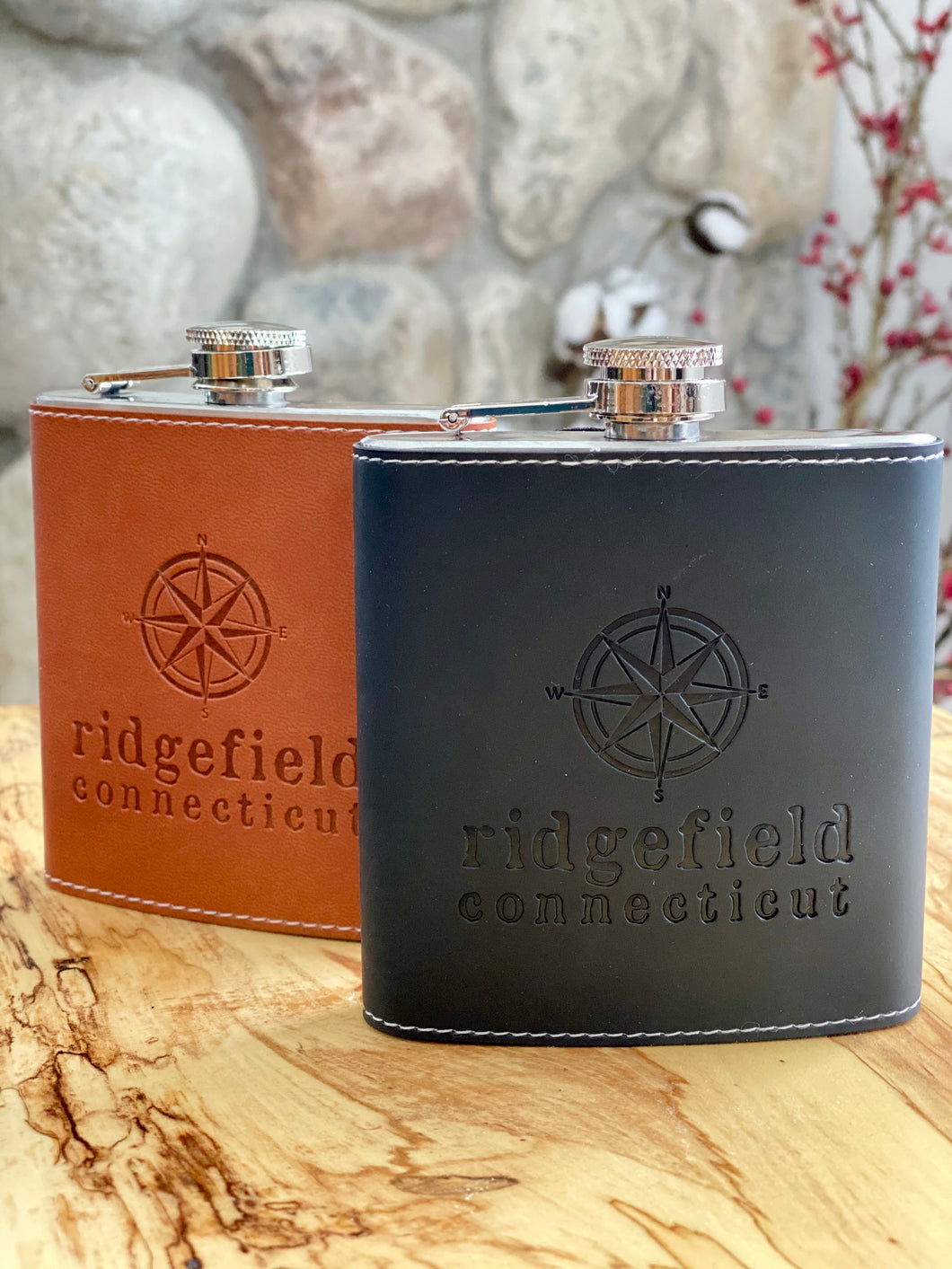 NEW!! The Olmstead Flask