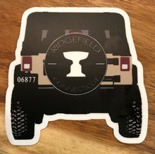 Off-Road Ridgefield Sticker