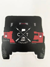 Off-Road Town Sticker