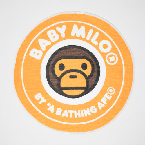 Bape Baby Milo Orange Hand Towel (NEW)