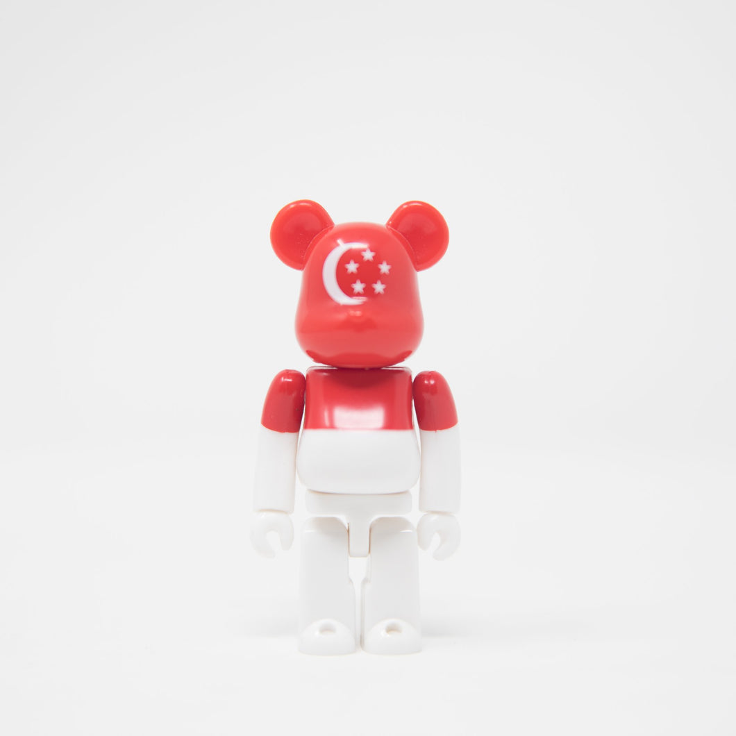 Medicom Toy BEARBRICK Greenland - Flag Series 38 100% Figure (MINT)