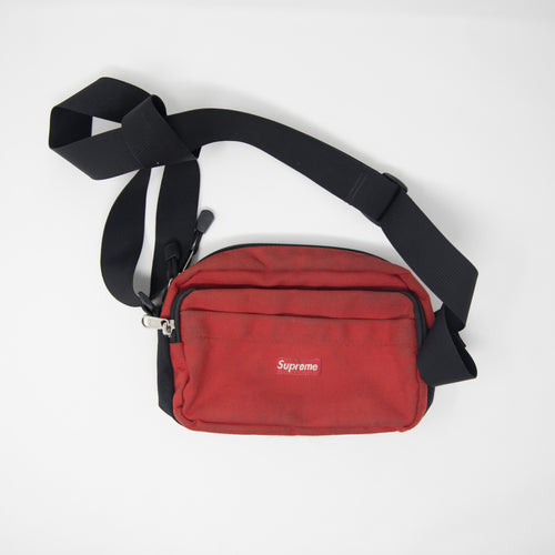 Supreme SS15 Shoulder Bag Red (USED)