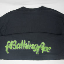 Bape Green Ape Logo Tee (XL / USED)