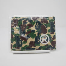 Bape Green Camo Face Mask (NEW)