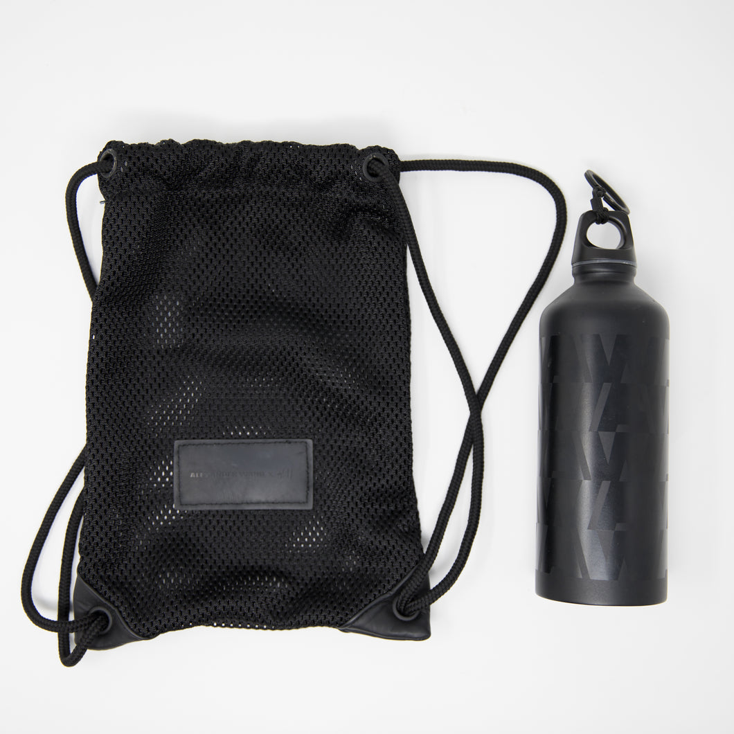 Alexander Wang x H&M Water Bottle + Bag (USED)