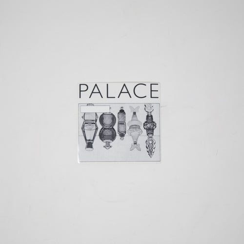 Palace Nasal Sticker (MINT)
