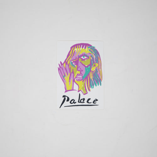 Palace Signature Sticker (MINT)