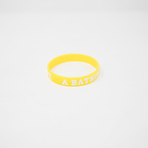 Bape Yellow Wristband (MINT)
