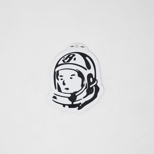 Billionaire Boys Club Astronaut Sticker (MINT)