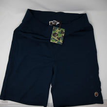 Bape Ape Head Shorts Navy (XL / NEW)