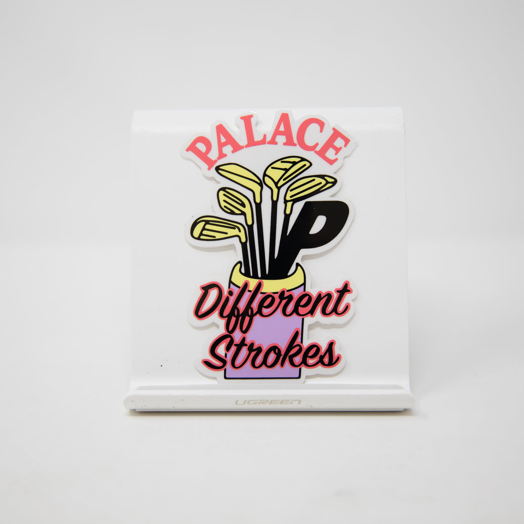 Palace Dif Strokes Sticker (MINT)