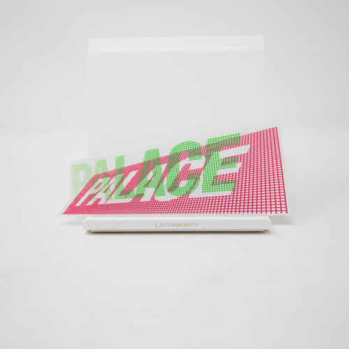 Palace 3D Sticker (MINT)