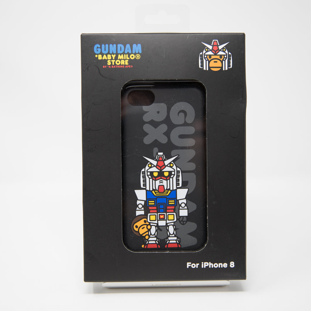 Bape Baby Milo x Gundam RX-78-2 iPhone 8 Case (NEW)