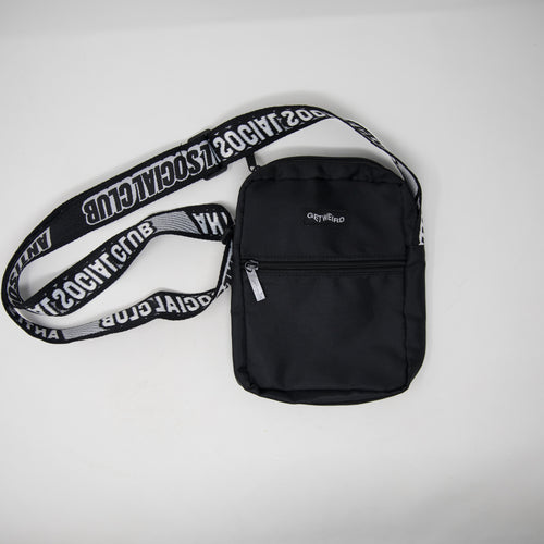 Anti Social Social Club Shoulder Bag Black (NEW)