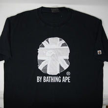 Bape Union Jack Ape Head Tee (XL / USED)