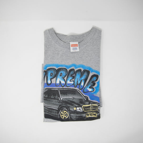 Supreme Mercedes Benz E190 Tee Grey (Large / USED)