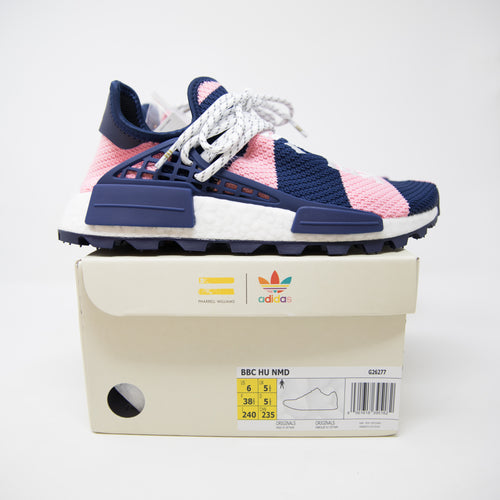 adidas x Billionaire Boys Club Hu NMD Exclusive Pink / Navy (UK5.5 / NEW)