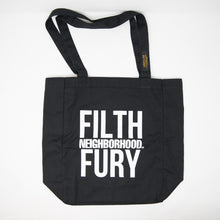 Neighbourhood Filth Fury / Cash Chaos Tote Bag (MINT)