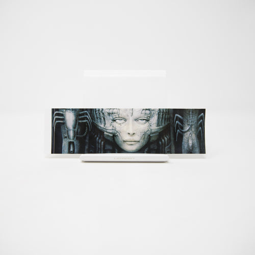 Supreme H.R. Giger Box Logo Sticker (MINT)