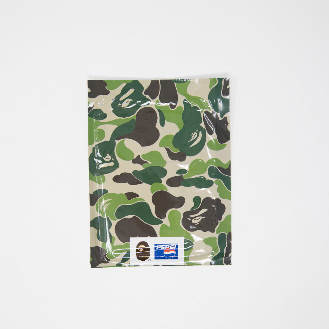 Bape x Pepsi Green Camo CD (MINT)
