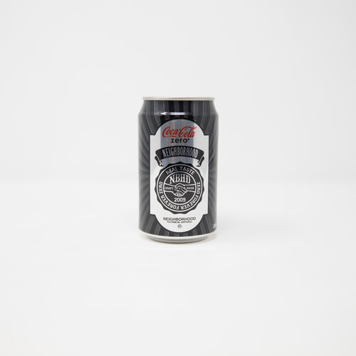 Neighbourhood x Coca Cola Zero Cans (USED)