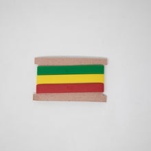 Stussy Rasta Wrist Bands Set (MINT)