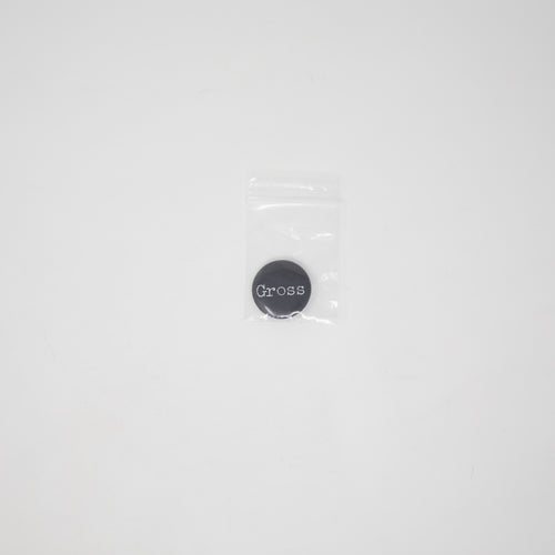 Supreme Gross Pin Black (NEW)