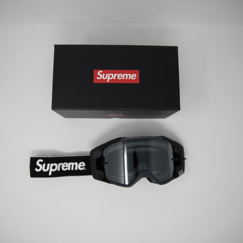 Supreme x Fox Racing VUE Goggles Black (NEW)