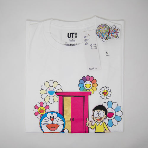 Murakami x Doraemon Door Tee White (Multiple Sizes / NEW)