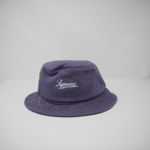 Supreme Zip Twill Crusher Light Purple (NEW)