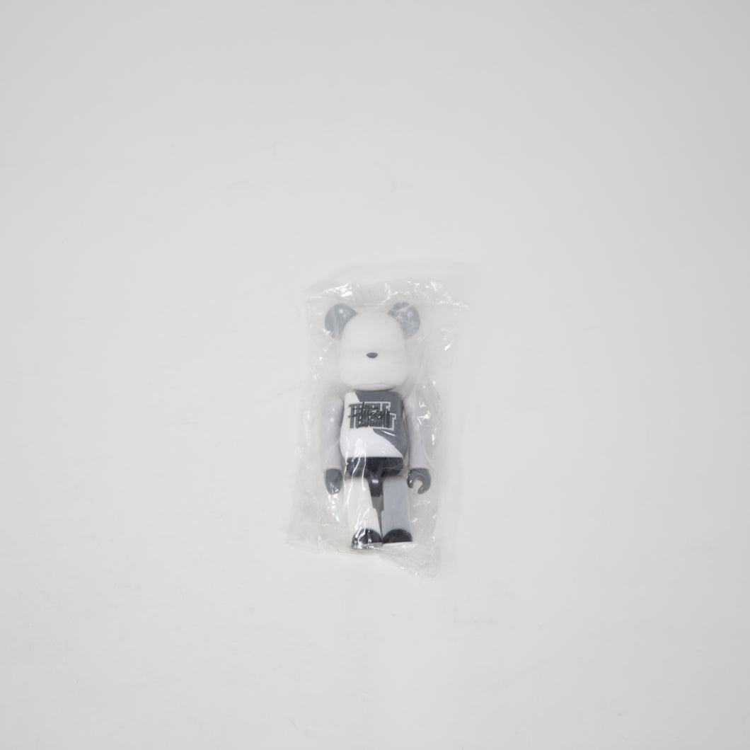 Medicom Toy BEARBRICK x Stussy x Undefeated Triple Threat 100% Figure (MINT)
