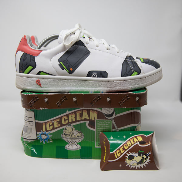 Billionaire Boys Club Ice Cream Low Beepers Flavor (UK10.5 / USED)