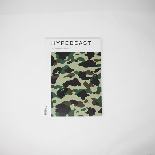 Hypebeast Issue 3 Bape Cover (MINT)